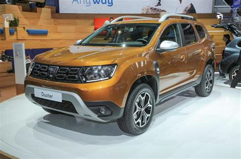 Daster New new dacia duster starts from 163 9995 autocar