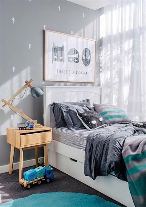desain kamar tidur minimalis  anak laki laki modern
