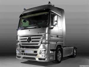 Mercedes Lorry Mercedes Actros Cruiser Ls Concept Truck 14493