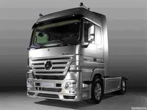Mercedes Used Trucks Mercedes Actros Cruiser Ls Concept Truck 14493