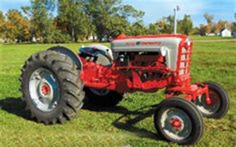 tractors on pinterest | tractors, ford and vintage tractors