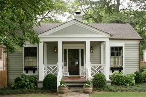 cottage style porch for ranch homes possible front porch design plans