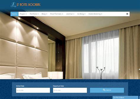 joomla hotel template 17 best joomla hotel templates free creative