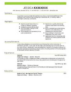 Peer Counselor Sle Resume by Peer Counselor Volunteer Resume Exle Pregnancy Resource Center Owosso Michigan