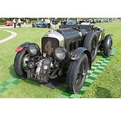 Bentley 45 Litre Supercharged  Chassis MS3950 Entrant