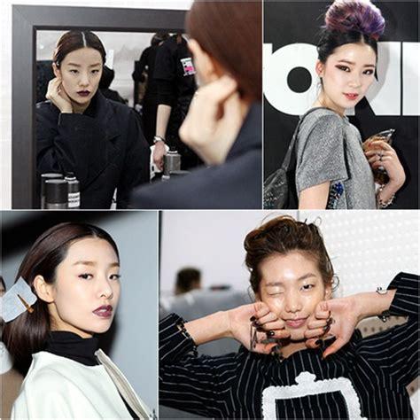 Eyeliner Fiva bntnews catching up with models special backstage makeup