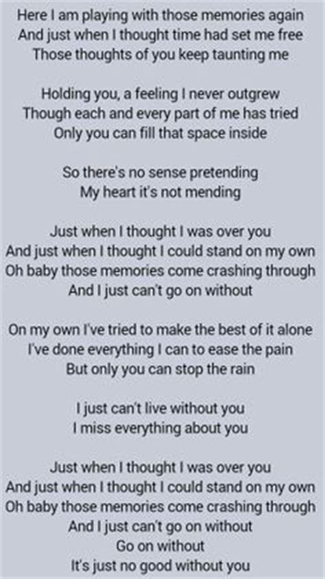 blue lyrics waits out of nothing at all air supply song lyric