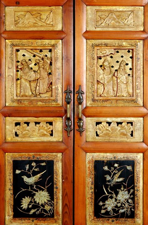 antique kitchen pantry cabinet antique kitchen pantry cabinet fujian chinese pine wood