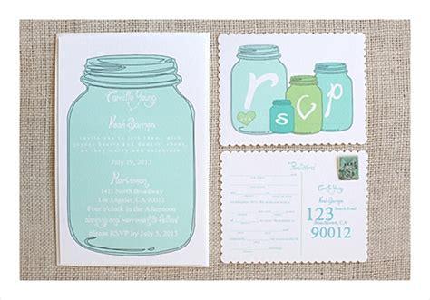 free jar wedding invitation printable templates free wedding printables diy invitations
