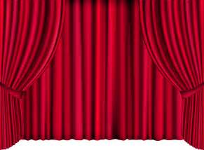 Window Curtains Drapes Red Curtains Png Clip Art Best Web Clipart