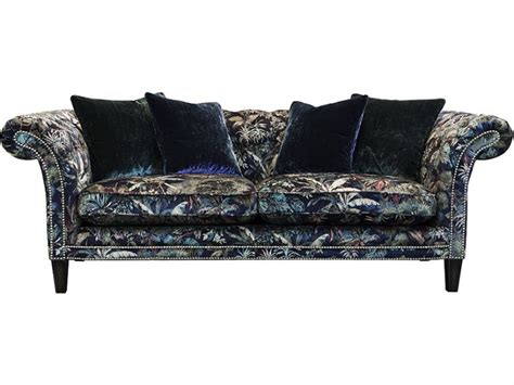 Large Chesterfield Sofa Zanzibar Large Chesterfield Sofa Longlands