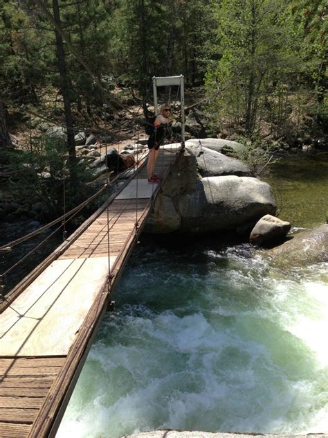 wawona swinging bridge new guided wawona hiking tours the redwoods in yosemite