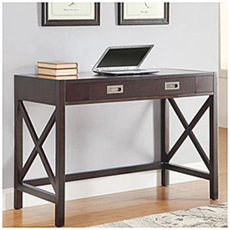 Big Lots Furniture Computer Desk by 44 Quot Espresso Writing Desk Big Lots
