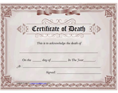 printable blank birth certificates search results