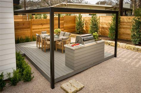 cuisine outdoor pictures of the hgtv smart home 2015 deck hgtv smart