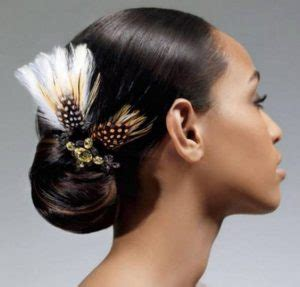 Wedding Bun Hairstyles For Black Hair by 43 Black Wedding Hairstyles For Black