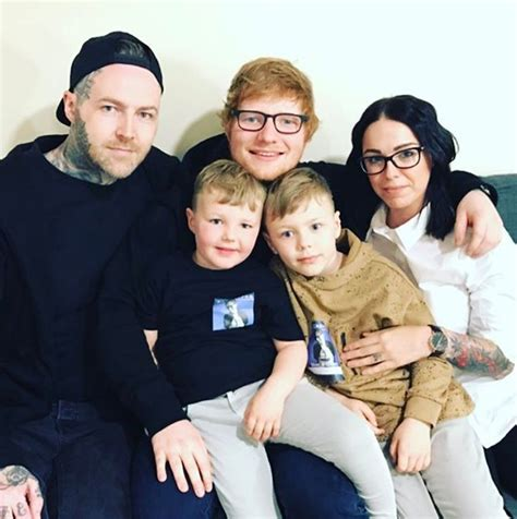 ed sheeran family ed sheeran updates fanpage on twitter quot ed with the