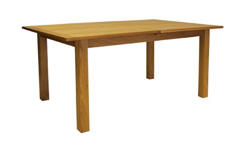 vancouver extending dining table oak