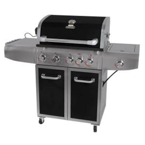 blue rhino 6 burner propane gas grill gbc1273sp the home