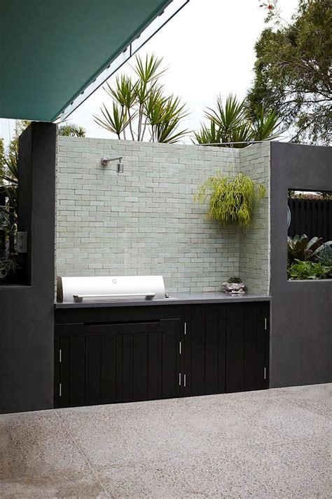Decodesign terraza de dise 241 o moderno en gris blanco y negro
