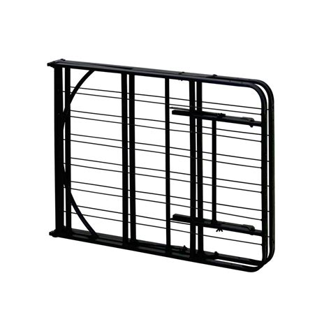 furinno angeland metal bed frame fb001t the home depot