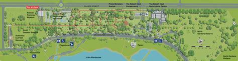 Ballarat Botanical Gardens Map When Do We Run