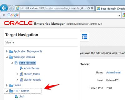 oracle solutions: installing oracle forms and reports 12c