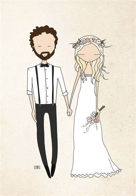 Wedding Illustration by 2602 Best Doodles And Whimsical Images On