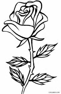 roses to color printable coloring pages for cool2bkids