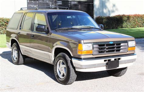 how cars run 1991 ford bronco seat position control 1991 ford explorer eddie bauer 4x4 in excellent condition like bronco