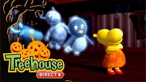 backyardigans its great to be a ghost www imgkid