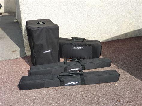 Home Audio Speaker Cabinets Bose L1 Model Ii With B2 Bass Image 654354 Audiofanzine