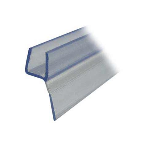 Shower Door Seals Vertical Vertical Shower Door Seal Silver Shower Door U Panel Flipper Seal Mm Info