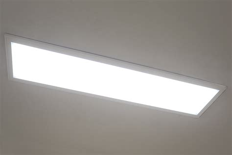 Led Panel Light Fixtures Led Panel Light 1x4 4 100 Lumens 40w Dimmable Even Glow 174 Light Fixture High Voltage Led