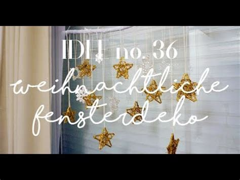 Weihnachtsdeko Fenster Einfach by Weihnachtsdeko F 252 R Fenster Einfach Selber Machen Idee No