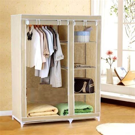 Wardrobe For Clothes by Foldable Wardrobe Cupboard Almirah Iv Best Quality At Best
