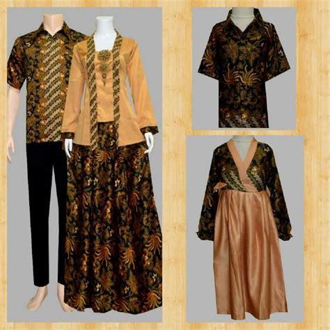 Stela Set Baju Setelan Wanita jual paket family setelan rok n blouse encim kutu baru batik semi sutera gold di lapak purple
