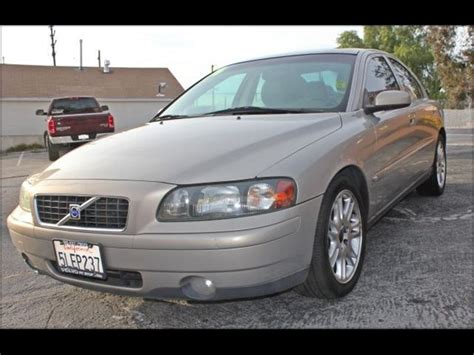 volvo cars for sale by owner used 2004 volvo s60 for sale by owner in sunland ca 91041