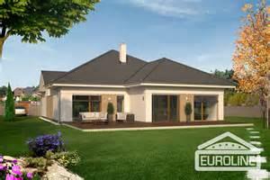 Single Family House bungalov 1276 family houses euroline 1