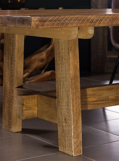 tavolo legno massello grezzo tavolo in legno massello grezzo planar xlab design
