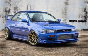 Subaru R Sti Houtx Gc Subaru Rsti Propergarage