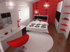 red black bedroom 20 striking red black and white bedroom ideas