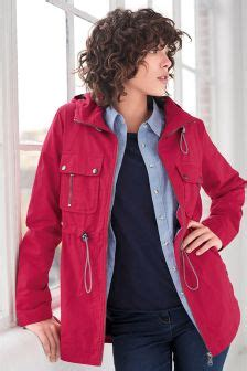 womens red coats & jackets   womens red padded jackets