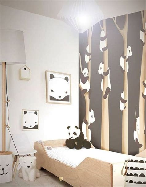panda wallpaper for bedroom 16 best wallpaper ideas for your kids matchness com