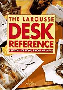 reference books with isbn the larousse desk reference 9780752350066 reference