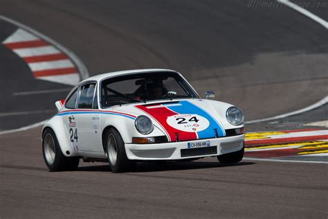 Porsche 911 Carrera Rsr by Porsche 911 Carrera Rsr 2 8 1973