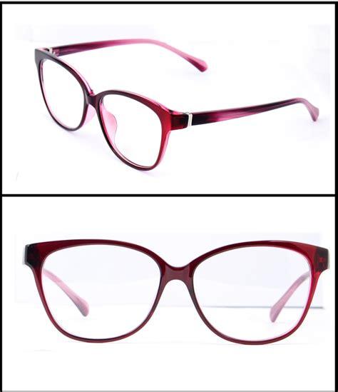 2016new trendy reading glasses eyeglass frame factory