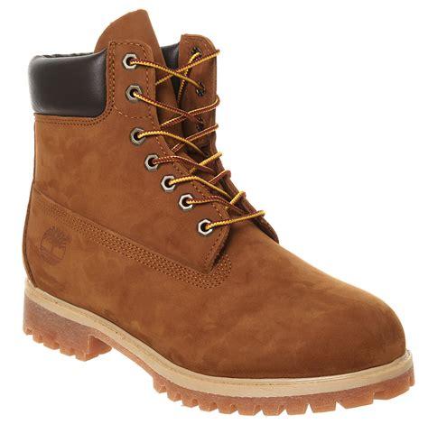 Timberland Boot Nubuck mens timberland 6 in buck boot rust nubuck boots ebay