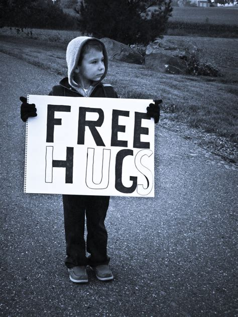 free hugs caign free hugs gephardt daily