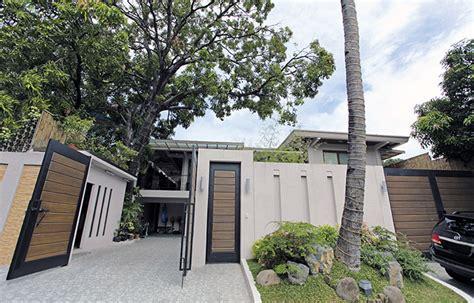 house design quezon city celebrity home eddie gutierrez and annabelle rama s